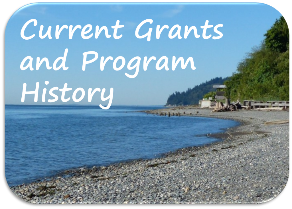 Current Grants and Program History